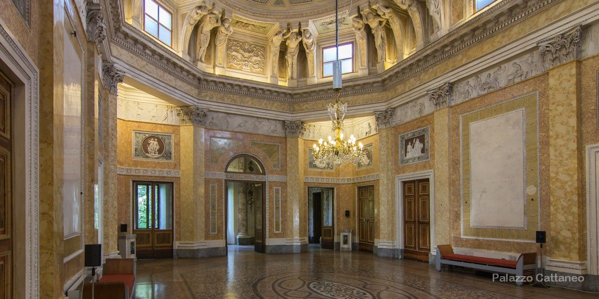 Sala Cariatidi